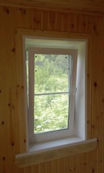 окно одностворчатое1